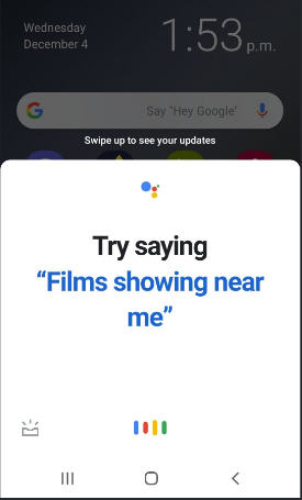 ok google text message with voice